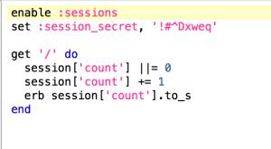 Ruby script